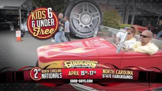 Goodguys 2nd North Carolina Nationals