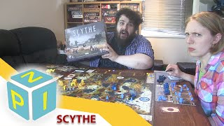 Scythe - A Review That Went a Thousand Miles (to fall down at your door)
