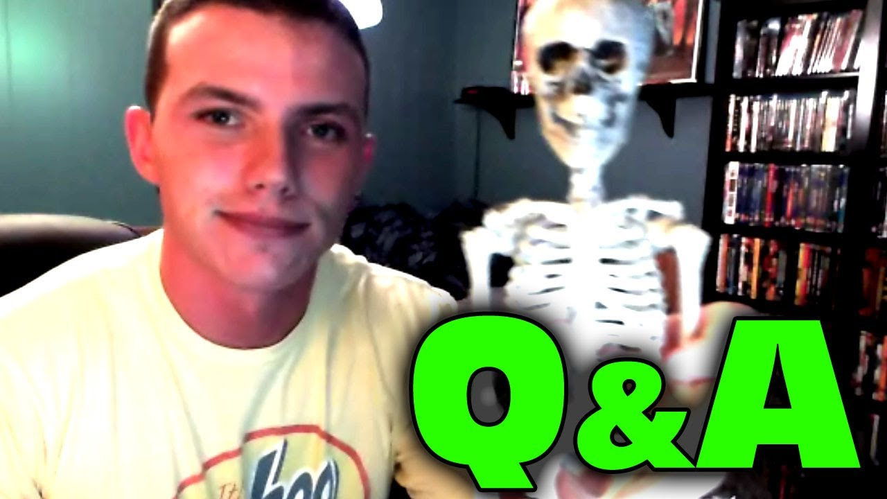 Q&A Women, Movies and The Meaning of Life! - Part 2