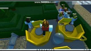 Roblox, Theme Park Tycoon(1) - Hero Qok