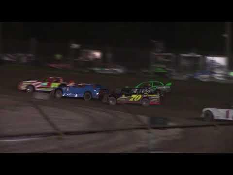 Genesee Speedway Street Stock Feature 5-5-18