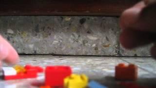 How to make a Lego Infernus slug of Slugterra