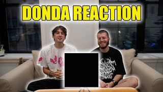 Donda Kanye West Reaction And Discussion