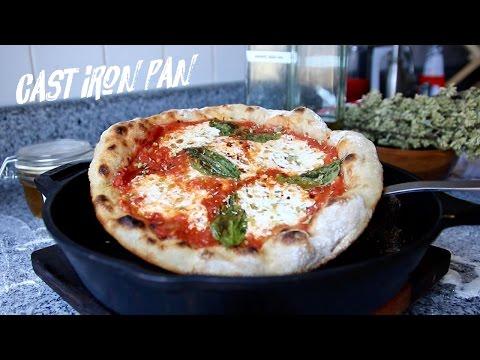 """""""Bread Porn"""" the Perfect Sourdough Pizza"""