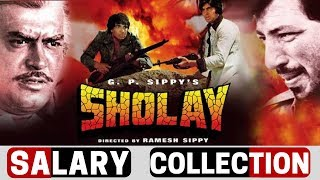 Sholay Actors Salary, Budget, Collection | The Film that changed Bollywood Forever