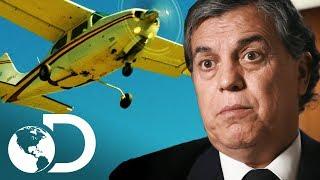 Piloto habla sobre el peor vuelo de su vida | Archivo de lo inexplicable | Discovery Latinoamérica