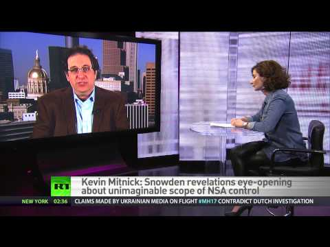 'Govt thought I could launch nuke just by whistling into phone' - hacker Kevin Mitnick