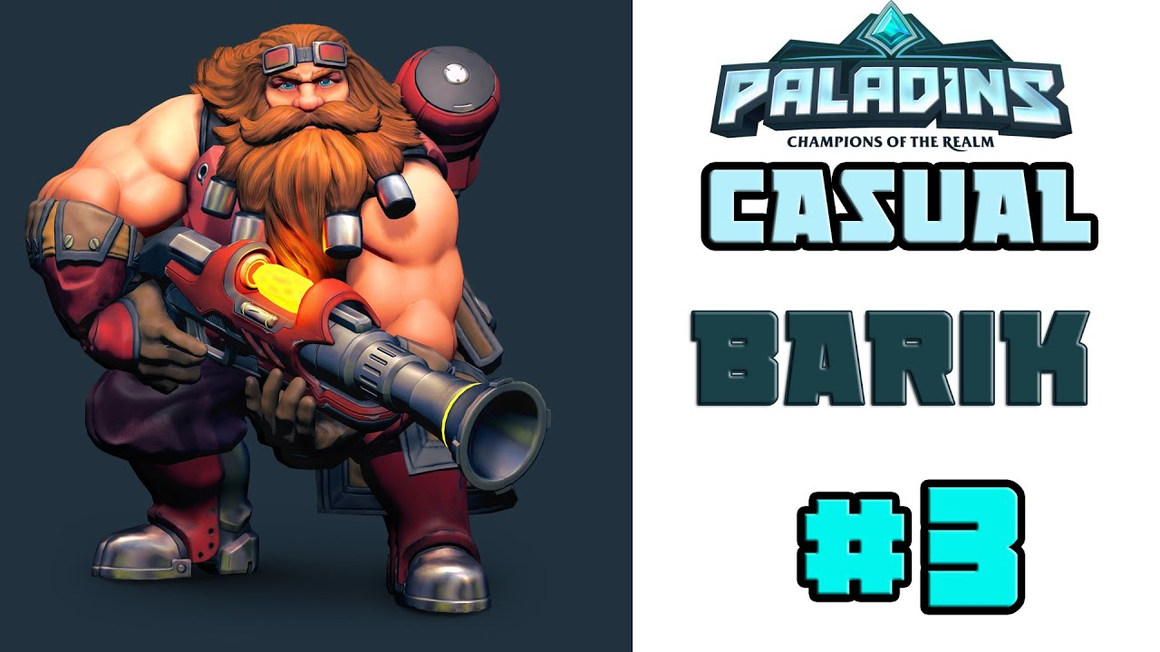 paladins how to play barik