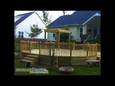 Jdh Decks Fences Inc Savannah Ga 31405