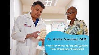 Pain Management with Dr. Abdul  Naushad