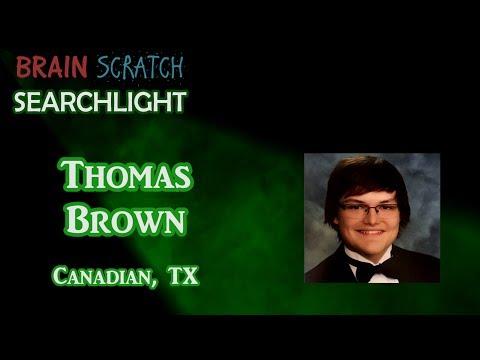 Thomas Brown on BrainScratch Searchlight