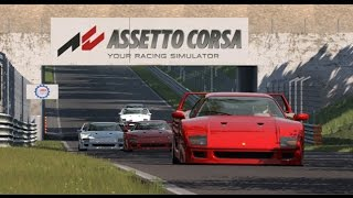 Video découverte Assetto Corsa HD (FR)