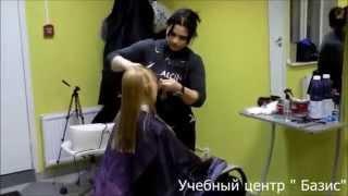 Курсы парикмахеров в Учебном центре