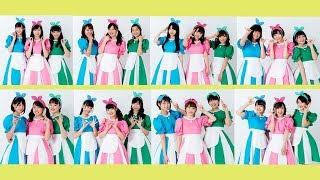 ご当地アイドルグループ8組が、花王「ビオレu 泡ハンドソープ」のウェ...