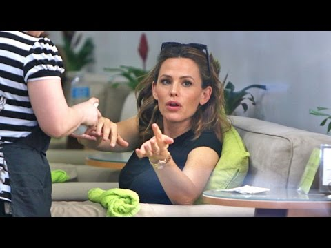 Jennifer Garner Gets Pampered After Morning With Ben Affleck