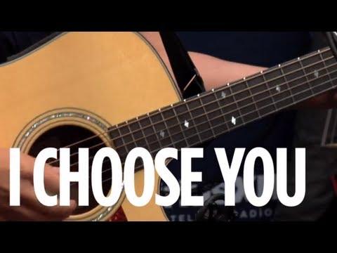 "Sara Bareilles ""I Choose You"" // SiriusXM // The Blend"