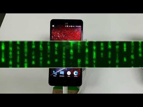 ZTE Grand X 4 Hidden Features 🔎 Cricket Wireless, Secret Gallery, Battery Saver, Mi Pop, Gif Maker