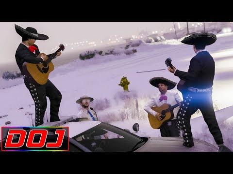 GTA 5 Roleplay - DOJ #32 - Singing To Cops (Criminal)