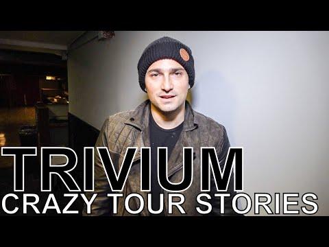 Trivium - CRAZY TOUR STORIES Ep. 609