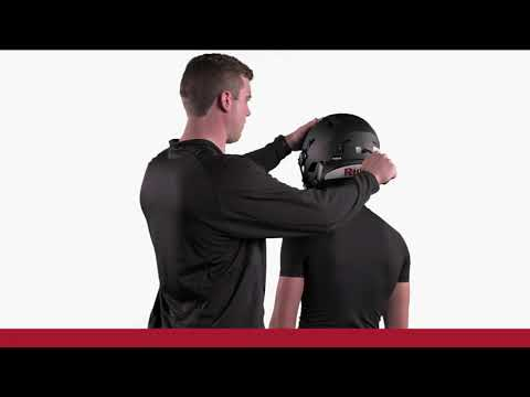 Helmet Fitting Instructions - Youth