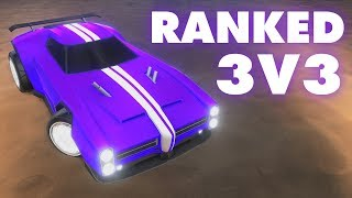 Rocket League | Ranked 3v3 with Chausette45 & VeriXon (Gameplay)