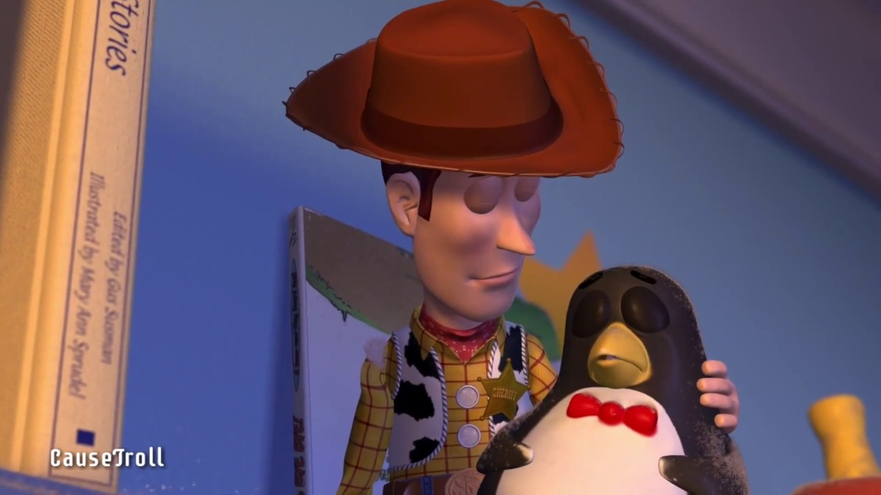 Woody rescata a Wheezy audio latino (HD) ToyStory - YouTube 87514413d1c