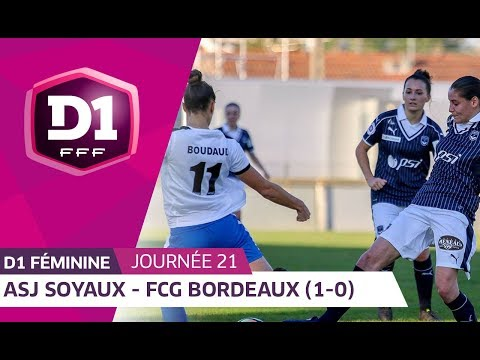 J21 :  ASJ  Soyaux - Girondins de Bordeaux (1-0), le résumé