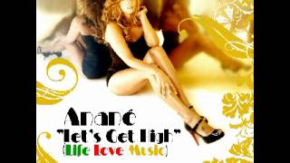 VR085   Anane Lets Get High (Louie Vega EOL Mix)