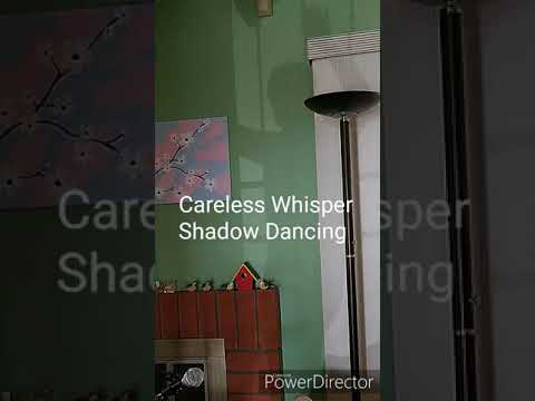 Careless Whisper - Shadow Dancing by Monching Corpuz