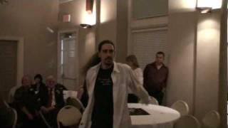Andrew's Wedding - Synthetic Nightmare singing Karaoke