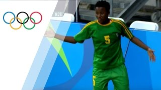 Emmaculate first goal for Zimbabwe