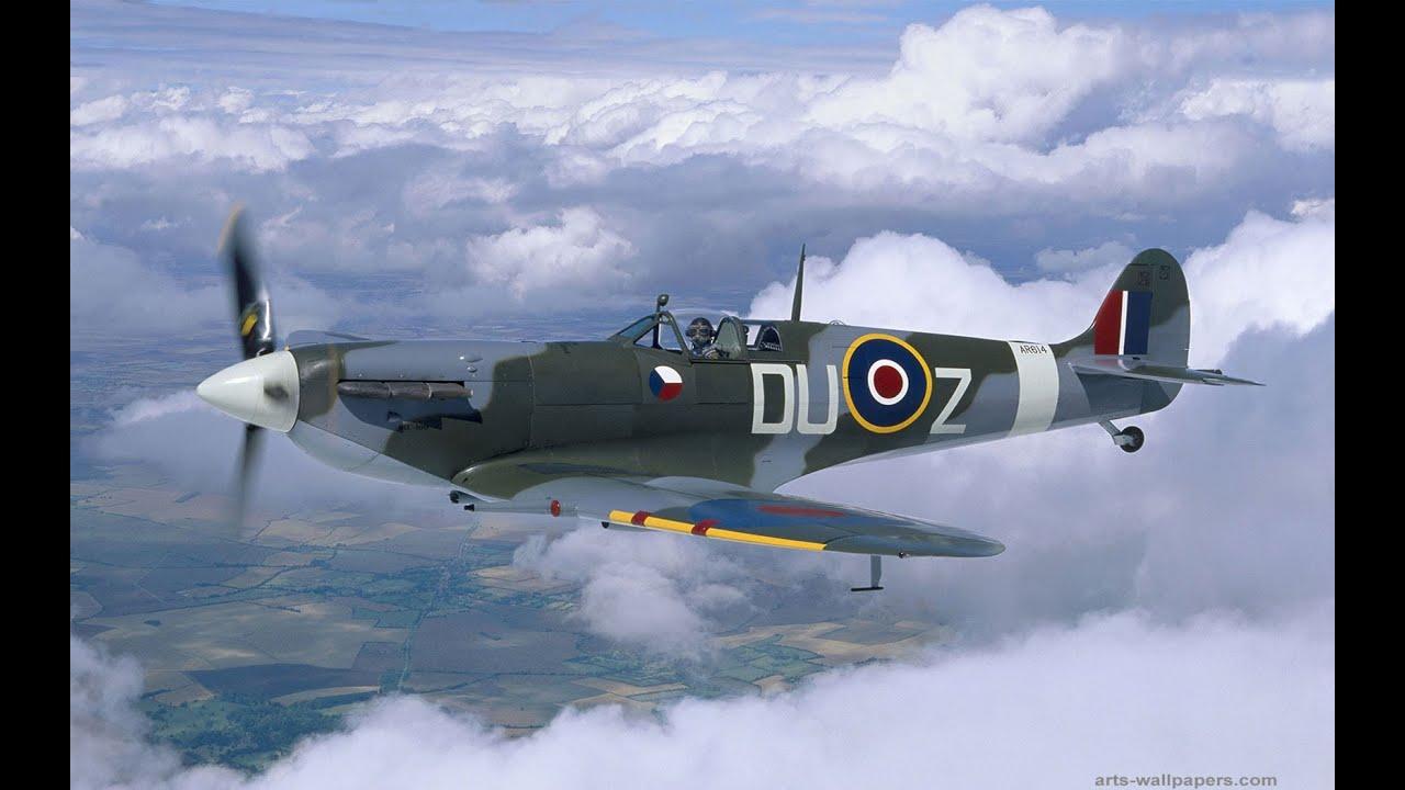 spitfire в war thunder обзор