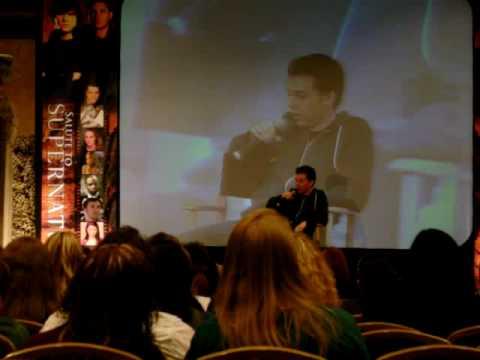 Gabriel Tigerman at LA Con