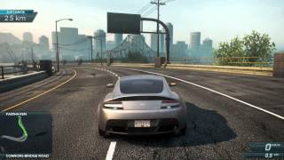 Need for Speed: Most Wanted 2012 Maxed Settings [PC] 1080p