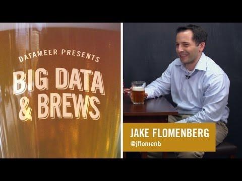 Big Data & Brews: Jake Flomenberg of Accel Partners Talks Investment for Big Data Startups