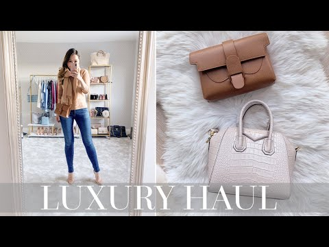 LUXURY HAUL: NEW IN BAGS AND ACCESSORIES FOR A/W 2020!