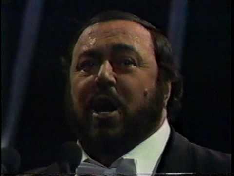 Pavarotti- La Boheme- Che gelida manina