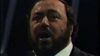 Pavarotti La Boheme Che Gelida Manina