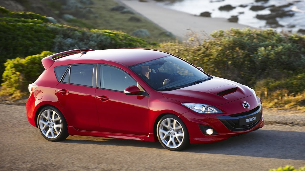 MAZDA 3 MPS (2010) - YouTube
