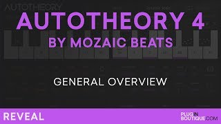 AutoTheory 4 by Mozaic Beats | Review of Features Tutorial
