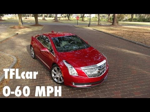 2014 Cadillac ELR 0-60 MPH Review: A Chevy Volt by another name ...