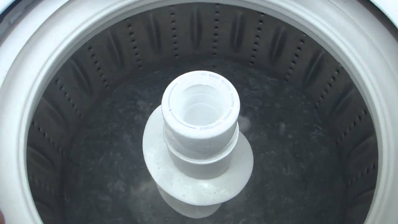 GE Hydrowave Washer- Broken @ 2 years by Tcub