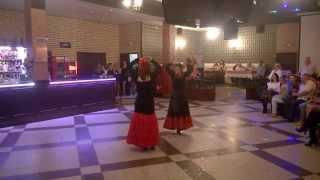Фламенко севильяна, отчетный концерт 2015