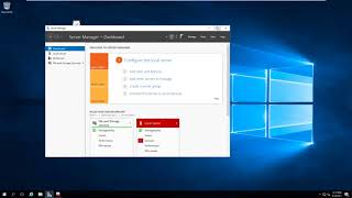 Installing Active Directory Federation Service ADFS