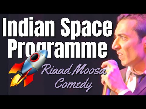 Riaad Moosa Comedy - Indian Space Programme