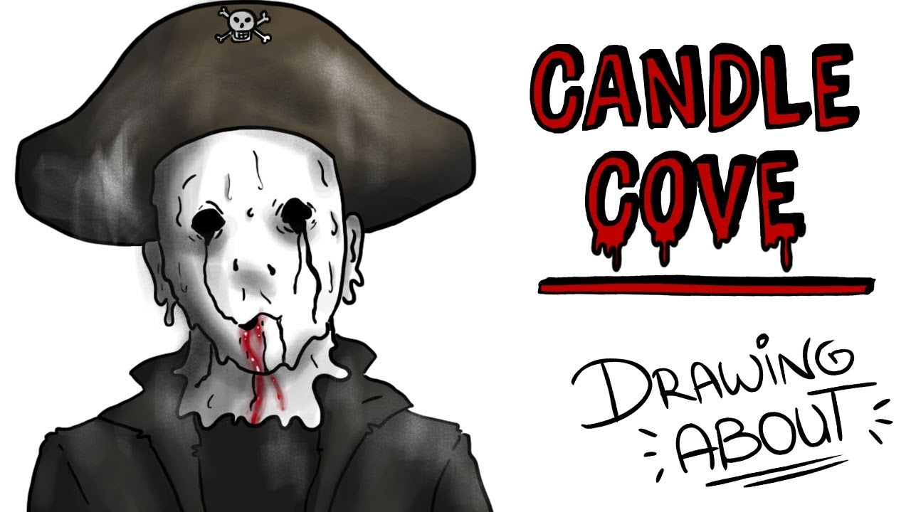 Download CANDLE COVE | Draw My Life creepypasta
