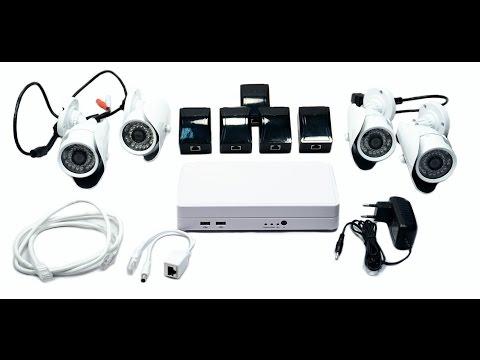 Камеры видеонаблюдения Краснодар. Купить по низким ценам в