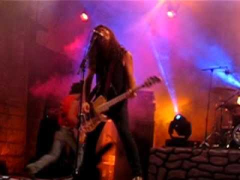 La Fuga - Despacito (directo, Lugones 2008)