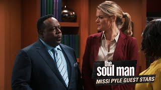 The Soul Man: Missi Pyle Guest Stars This Season!