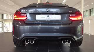 BMW M2 Coupé Startup